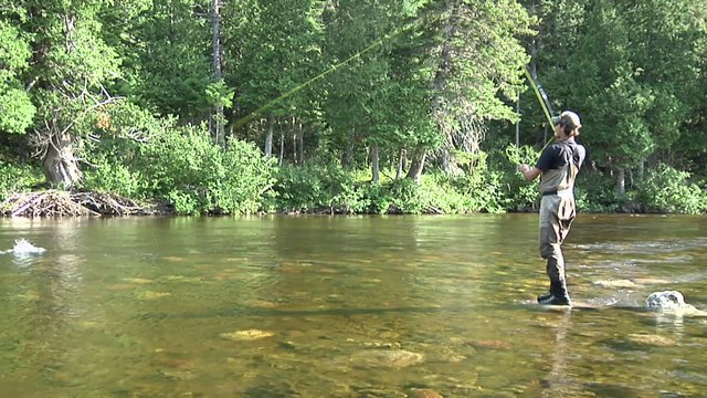 TheCamp (2010), Episode 10 - Atlantic Salmon / Sainte-Anne 2