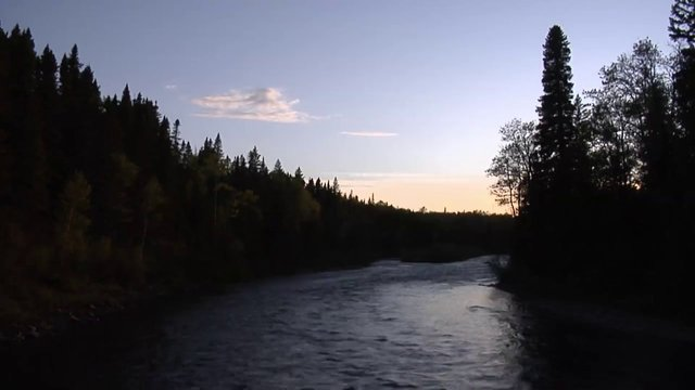 TheCamp (2010), Episode 05 - Fishing Gaspé, Atlantic Salmon