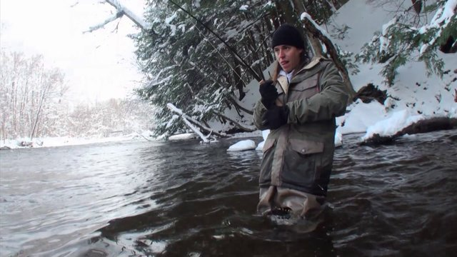 TheCamp (2010), Episode 13 - Fishing Migration, Northern Quebec to Florida, stellhead, atlantic salmon…