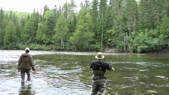 TheCamp (2010), Episode 11 - Atlantic Salmon / Sainte-Anne 3